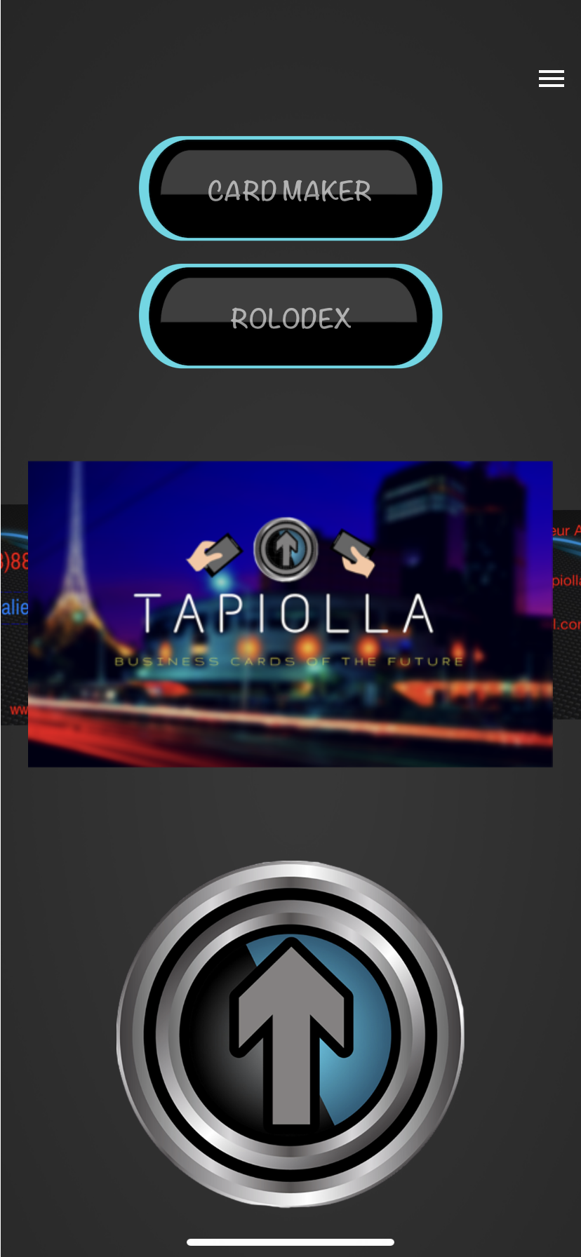 Tapiolla-HomePage